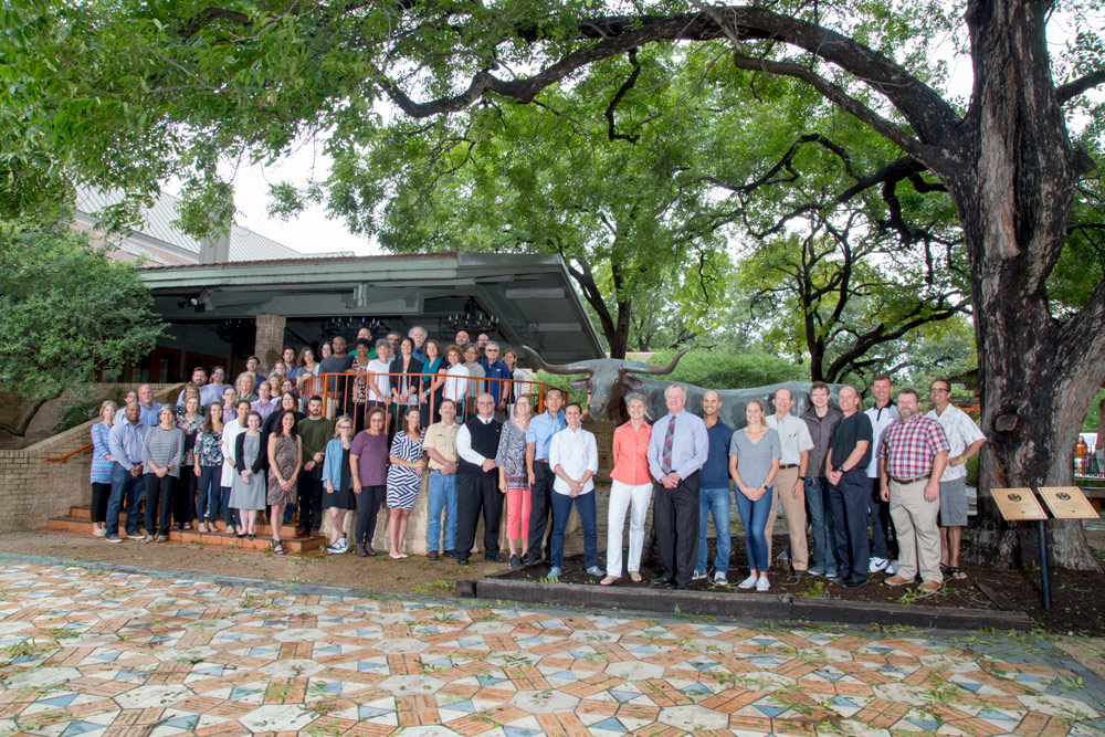 Khe Faculty group shot
