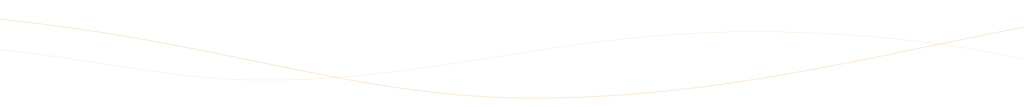 Orange sine line