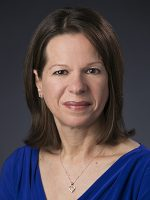 Head shot and portrait of Dr. Alexandra Loukas from the Tobacco and Research Evaluation Team.